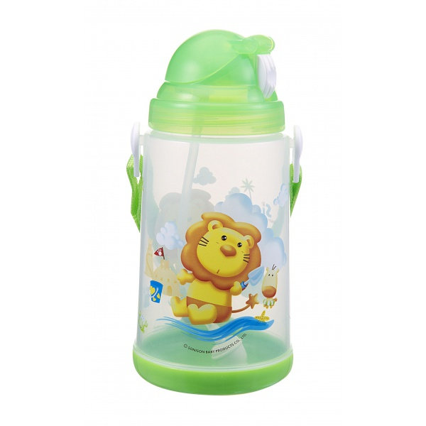 Simba 22 Oz Easy Open Sippy Cup (Green)
